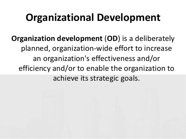 Structural organizational Chart