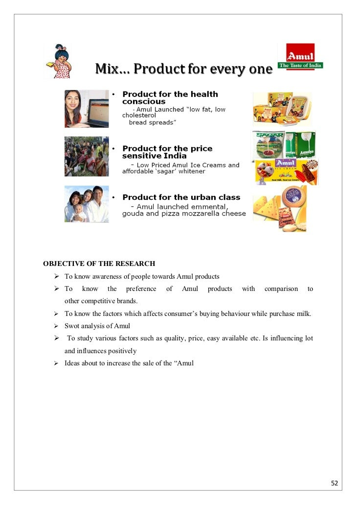 consumer behaviour towards milk products Consumers' perceptions towards goat's  development of its products  a consumer's attitude towards goat's milk was embedded in consumer behaviour.