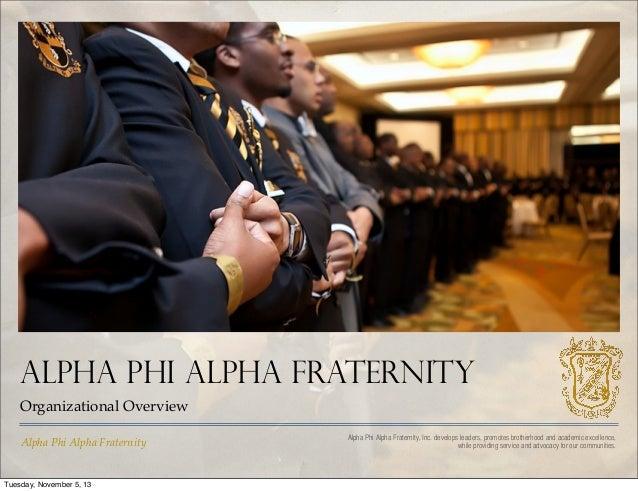 alpha phi alpha fraternity alpha phi alpha fraternity inc develops leaders promotes brotherhood