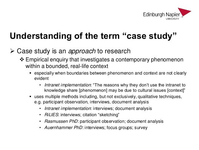 samples of case study papers in developmental psychology