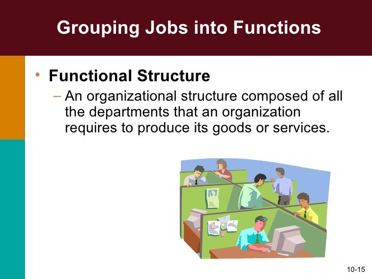organizational structure as a series of functions and divisions business essay Organizational structure offices and divisions our history our mission: general nrc call center alfd call center laboratories trade investigations media inquiries congressional inquiries tip line: executive staff office of management headquarters operations field operations office of chief information officer office of the chief counsel: opportunities at a glance student employment: what we do.