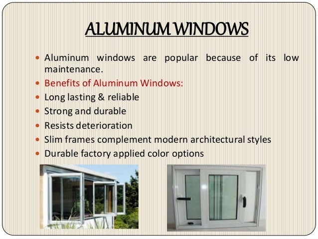 Professional Manufacturer Of Upvc Amp Aluminium Windows Amp Doors