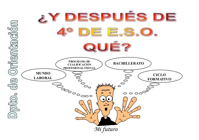 PROGRAMA DE            CUALIFICACIÓN         BACHILLERATO          PROFESIONAL INICIAL MUNDO                              ...