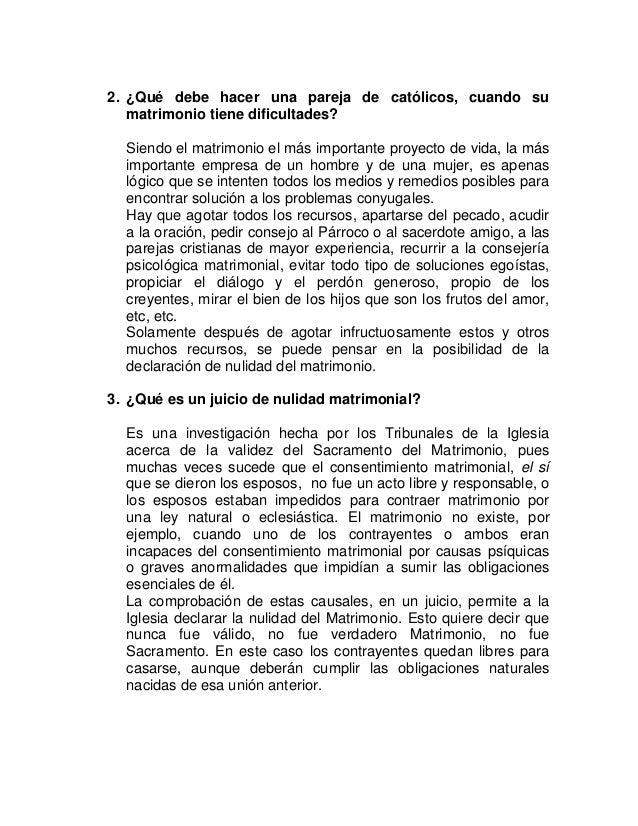 Matrimonio Catolico No Registrado Colombia : Orientaciones sobre matrimonio y procesos de nulidad