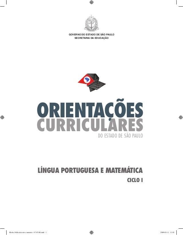 GOVERNO DO ESTADO DE SÃO PAULO                                                       SECRETARIA DA EDUCAÇÃO               ...