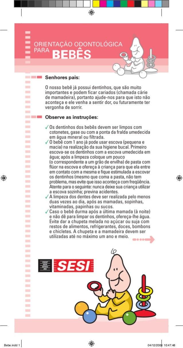 Bebe.indd 1 04/12/2008 10:47:48