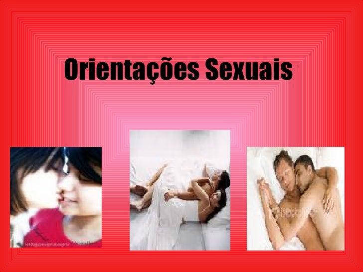 Orientações Sexuais