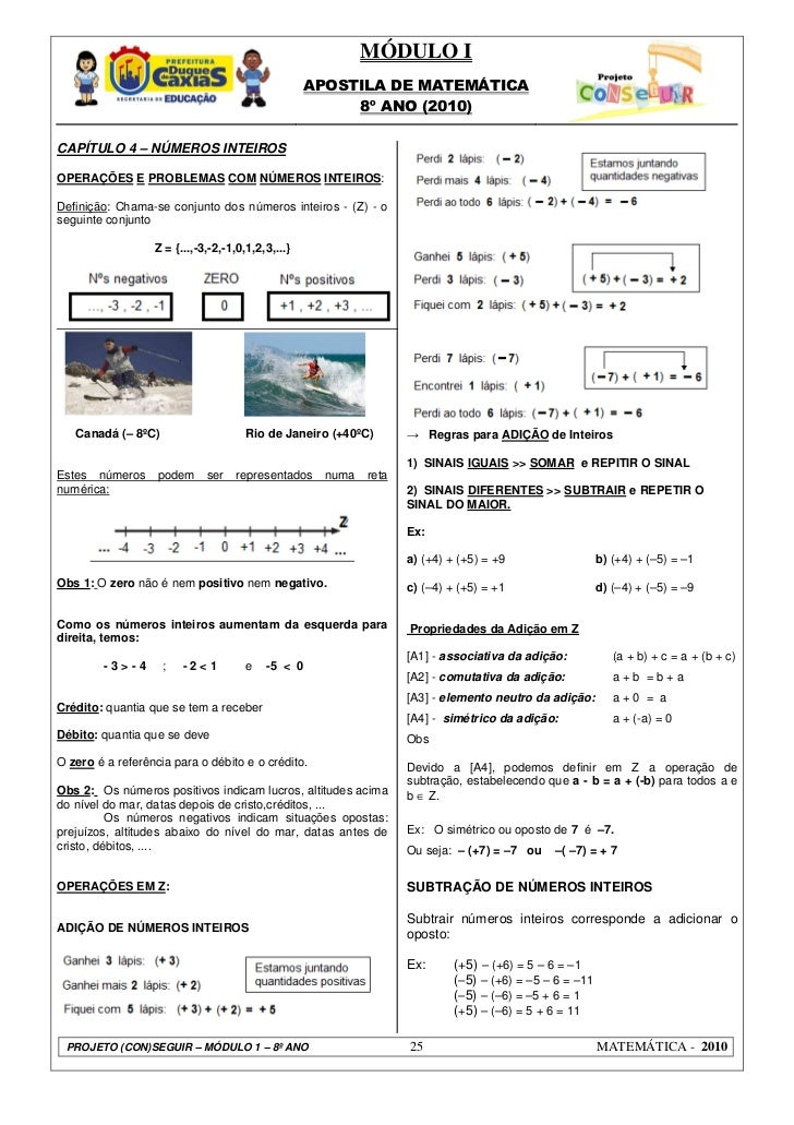 Orientacoes Pedagogicas Modulo 1 Matematica 8º Ano