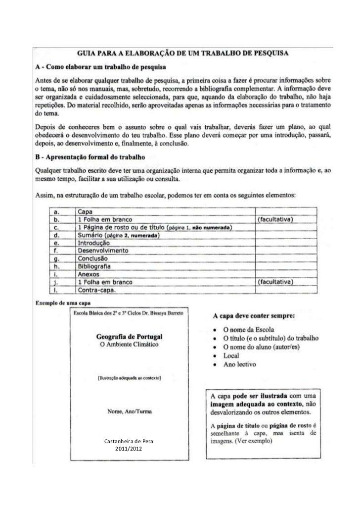 Castanheira de Pera    2011/2012