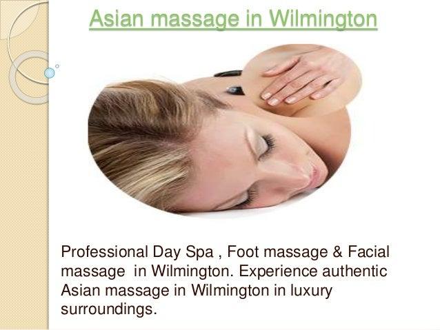 Asian massage wilmington
