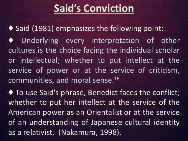 "summary of on orientalism by edward Free essay: in his introduction to the term ""orientalism,"" edward said begins by paraphrasing the writing of a french journalist's view of the present-day."