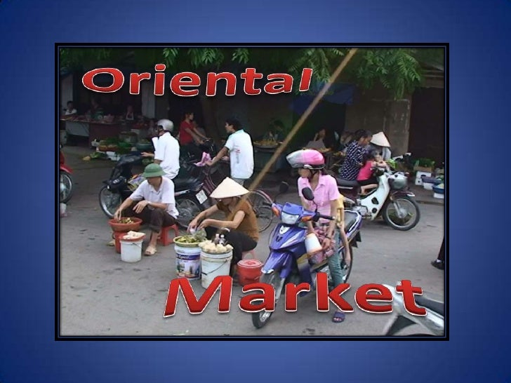 Oriental<br />Market<br />