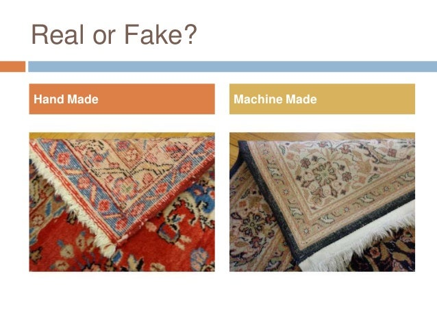 Oriental Rugs How To Identify Genuine Rugs