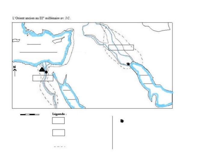 carte de l orient ancien L'Orient ancien