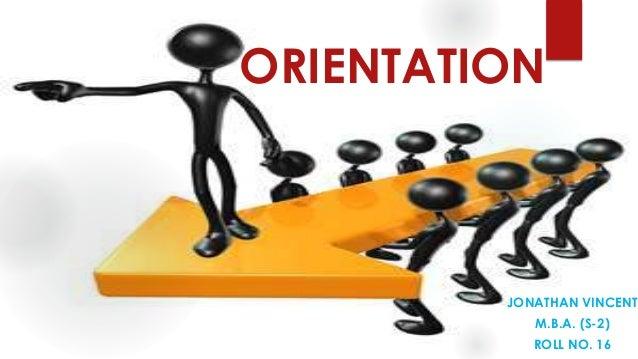orientation hrm