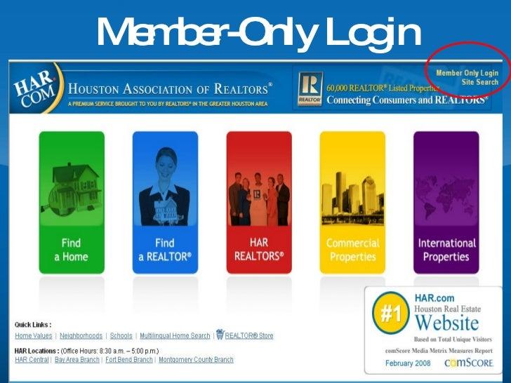 Har member login