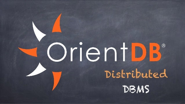 Distributed  DBMS