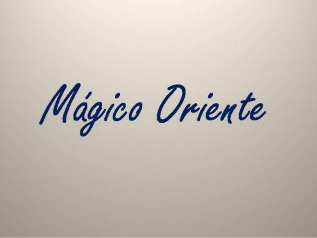 Orient magique