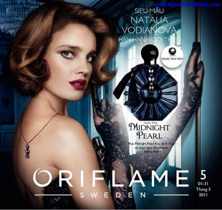 Oriflame - Catalogue Oriflame Thang 5-2011