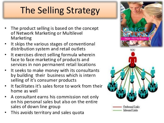 oriflame network marketing