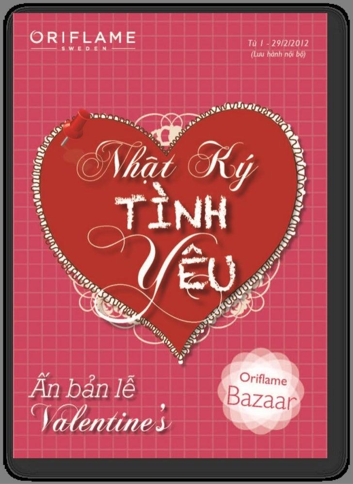 Oriflame Bazaar Flyer 2-2012