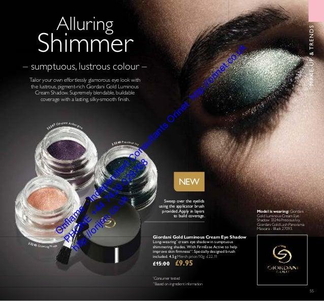 Oriflame Cosmetics Uk Usa 12 August September 2016