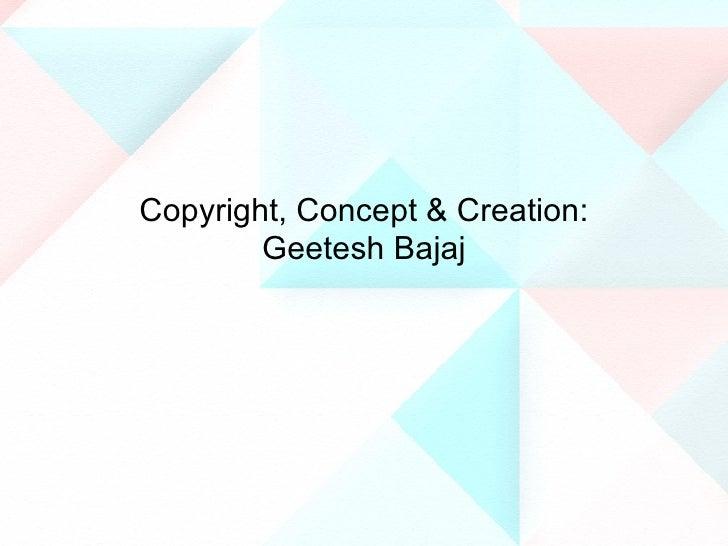 Free origami powerpoint template copyright concept creation geetesh bajaj toneelgroepblik Gallery