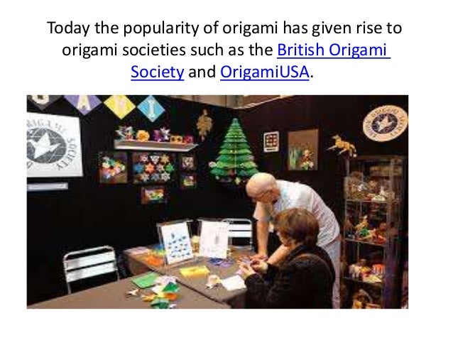 About the BOS Magazine – British Origami Society | 479x638