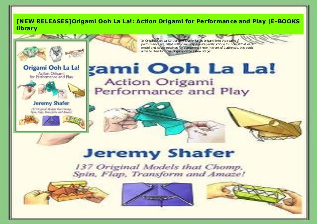 JeremyShaferOrigami - YouTube   451x638