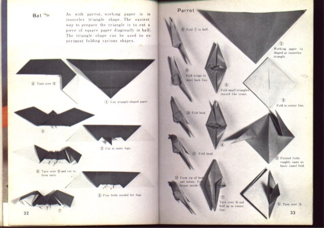 Origami toyoaki kawai