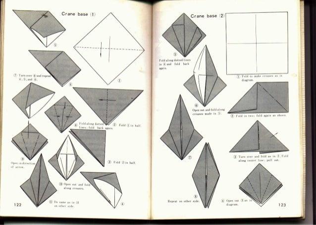 How to Make a Crane | Origami - YouTube | 455x638