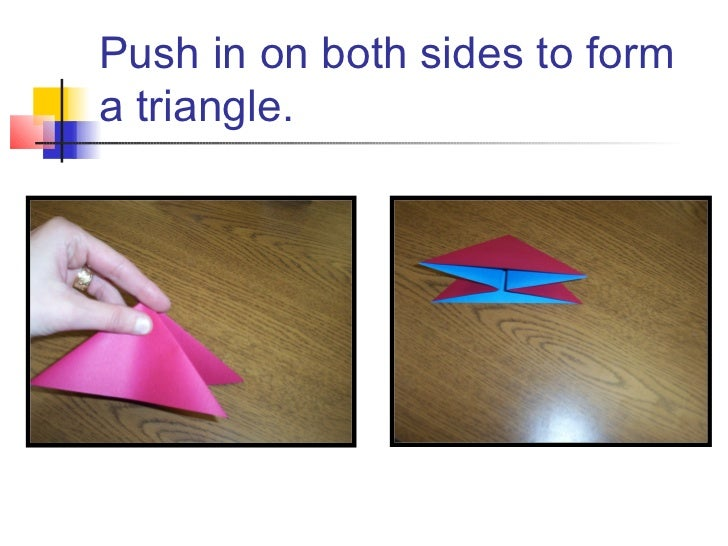 HOW TO MAKE ORIGAMI WATER BOMBS . — Gathering Beauty   546x728