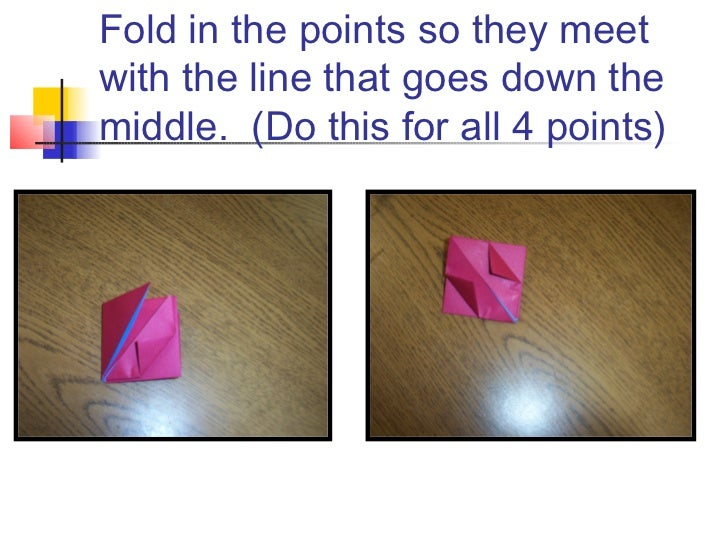 Waterbomb Base: How To Make An Origami Balloon | Origami 101 | Guides | 546x728