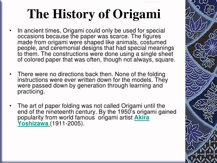 How to Fold Origami - photo#32