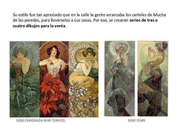 En 1900 empezó a colaborar con el diseñador de joyas parisino Georges Fouquet, que había quedado encantado por los cartele...