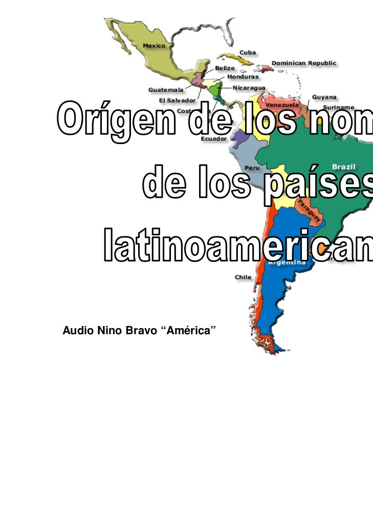 """Audio Nino Bravo """"América"""""""