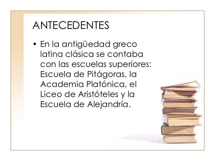 Origen De Las Universidades Slide 2