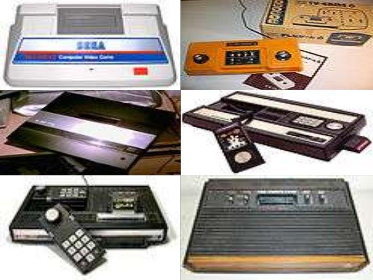 consolas de videojuegos origen