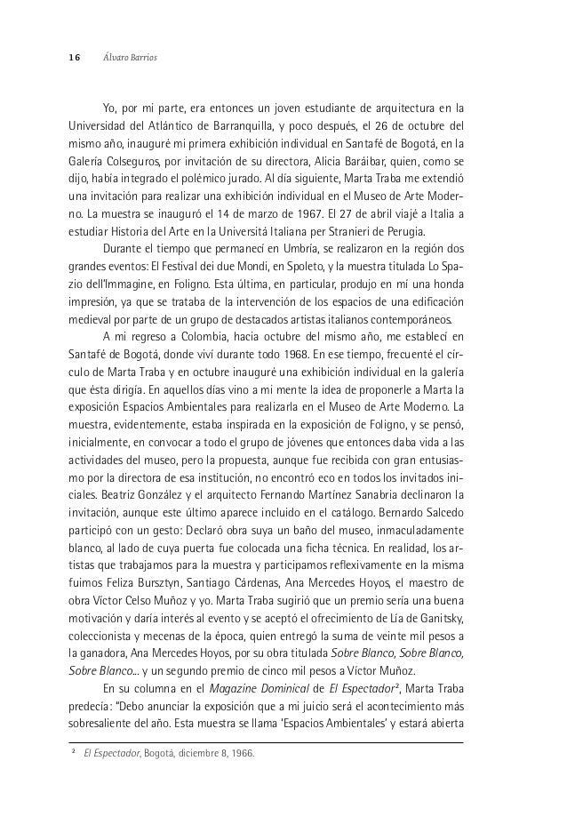 Or 237 Genes Del Arte Conceptual En Colombia