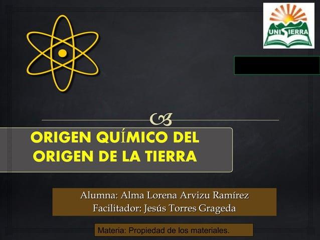 Alumna: Alma Lorena Arvizu RamírezAlumna: Alma Lorena Arvizu Ramírez Facilitador: Jesús Torres GragedaFacilitador: Jesús T...