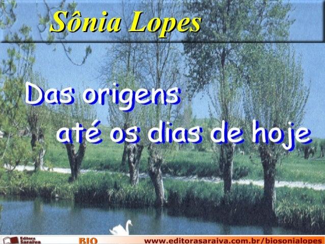 Sônia LopesSônia Lopes