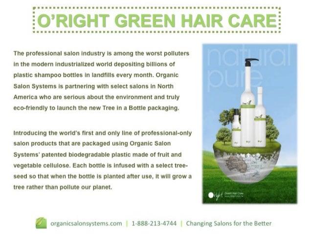 Salon Product Knowledge