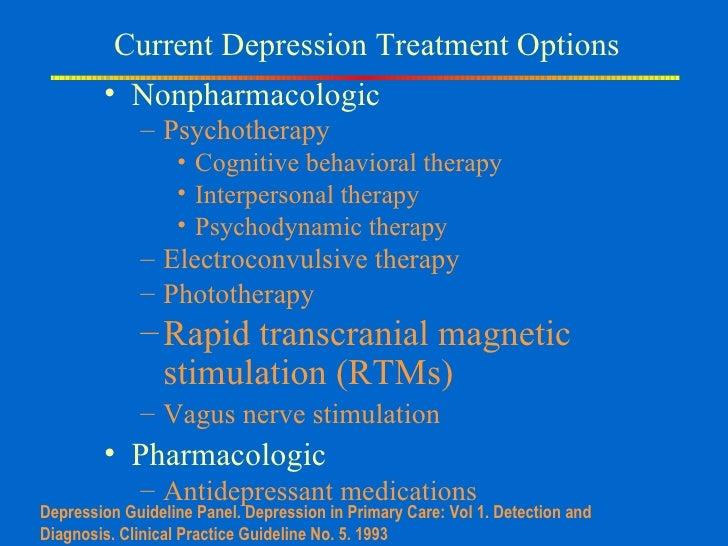 Dr. Shakir's CTF Presentation - Depression Treatment