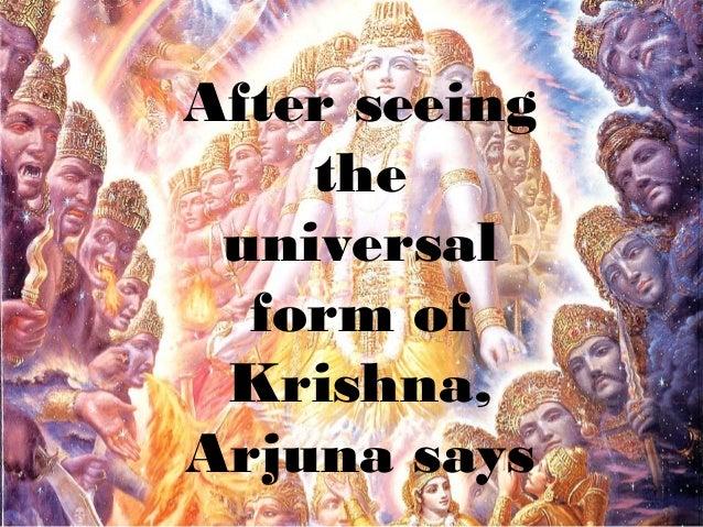 Original why only krishna