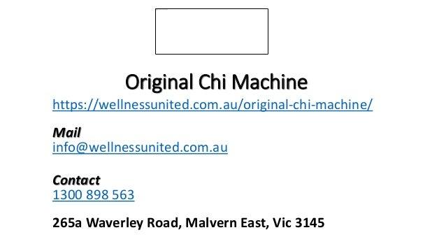 purchase the original chi machine wellness united 1 638