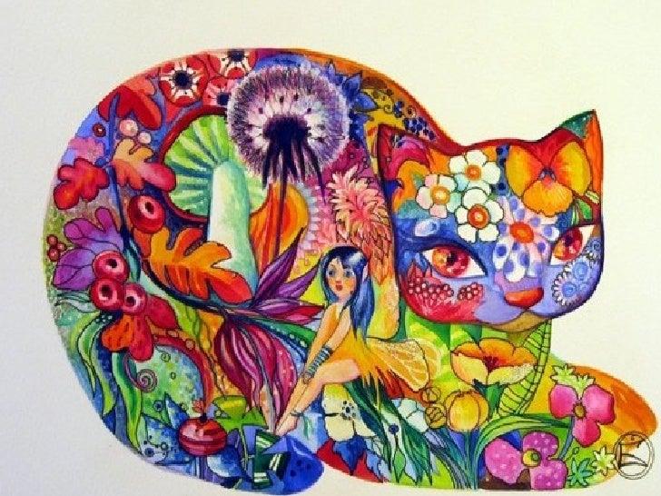 Originales gatos- By Oxana Zaika