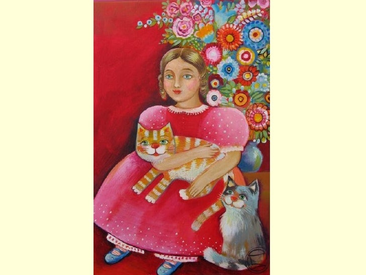 Originales gatos- By Oxana Zaika Slide 3