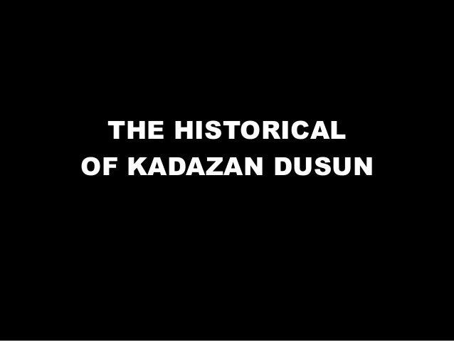 The Ethnic Culture Of Kadazandusun Slide 2