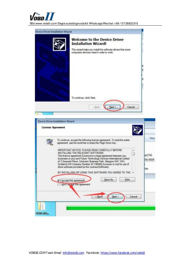 Original vcds cable software install guide