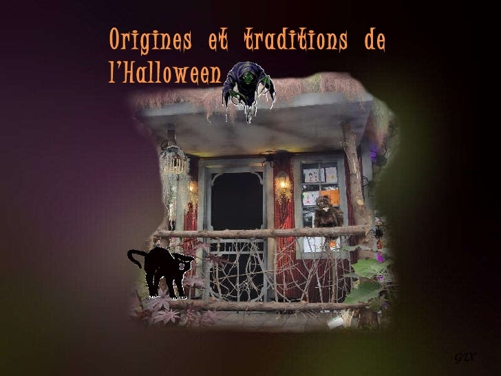 Origines et traditions del'Halloween